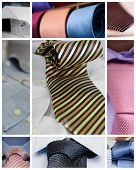 Neckties And Shirts