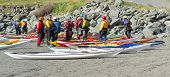 Trinidad, California, Usa - May 3: Explore North Coast Sea Kayaking Gathering In Trinidad, Californi