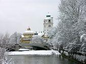 Architecture Winter poster