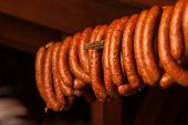 pic of sausage  - Traditional food - JPG