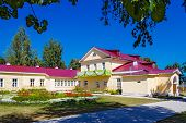 stock photo of tchaikovsky  - Exterior of the house - JPG