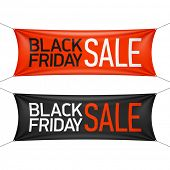 picture of friday  - Black Friday Sale banner - JPG