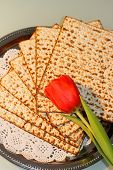 foto of piety  - jewish holiday of Passover and its attributes - JPG