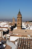 ������, ������: Town rooftops Antequera