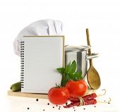 pic of food preparation tools equipment  - Cookbook - JPG