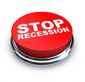 Stop Recession - Button