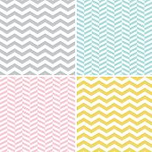 stock photo of zigzag  - Seamless Zigzag  - JPG
