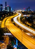 picture of klcc  - Kuala Lumpur at night - JPG