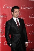 PALM SPRINGS - JAN 4:  Colin Farrell at the Palm Springs Film Festival Gala at Palm Springs Conventi