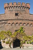 Wrangel Tower - Fortified Strengthening Of Koenigsberg. Kaliningrad (until 1946 Koenigsberg), Russia