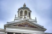 stock photo of neoclassical  - The Church of Saint Jacques - JPG