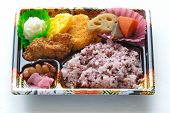 image of lunch box  - Bento  - JPG