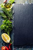 pic of slating  - Food background - JPG