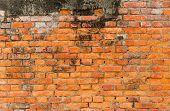 foto of character traits  - Brick Wall - JPG