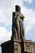 picture of kanyakumari  - Tiruvalluvar Statue - JPG