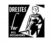 pic of matron  - Dresses For All Occasions  - JPG