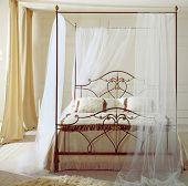 Постер, плакат: спальня интерьер