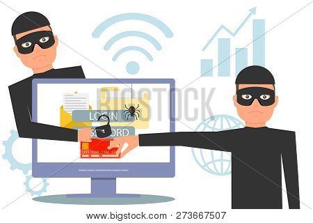 Hackers Steal Information Hacker Stealing