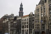 View On Amsterdam Architecture