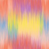 Vivid Rainbow Grunge Striped Vertical Seamless Pattern For Web Design poster
