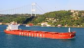 Bulk carrier ship