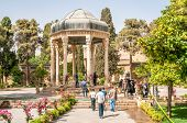 Tomb Of Hafez Poet