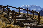 stock photo of mendocino  - Aconcagua - JPG