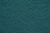 picture of indigo  - texture of rough fashionable woolen cloth of dark color indigo for abstract backgrounds - JPG