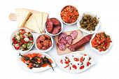 stock photo of antipasto  - Tapas - JPG