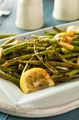 foto of sauteed  - Homemade Sauteed Green Beans with Lemon and Garlic - JPG