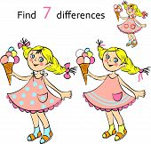 image of guess  - Find  differences  - JPG