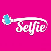 picture of selfie  - Taking Selfie Photo on Smart Phone concept icon - JPG
