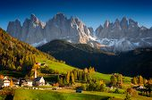 picture of south tyrol  - St - JPG