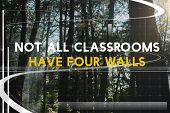 Not All Classrooms Have Four Walls Non Formal Education