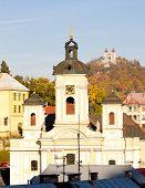 picture of banska  - Church of St - JPG