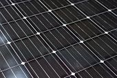 Solar Energy Is Produced By Solar Cells. Is Clean And Unlimited Clean Energy Concept Alternative Ene poster