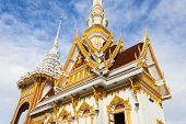 picture of crematory  - Architecture of Thai Crematory in Bangkok - JPG