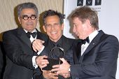 Eugene Levy, Ben Stiller, Martin Short at the 26th American Cinematheque Award Honoring Ben Stiller,