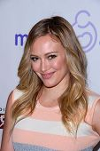 Hilary Duff at the 2012 March Of Dimes Celebration Of Babies, Beverly Hills Hotel, Beverly Hills, CA