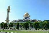 picture of masjid  - PENANG - JPG