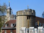 image of beheaded  - a detail of the tower of london uk near the tower bridge - JPG
