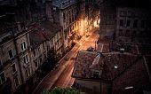 foto of yugoslavia  - Strossmayer Street in Rijeka Croatia Europe - JPG