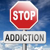 foto of addict  - stop addiction prevention and rehabilitation of alcohol drug pain killer and other addicts - JPG