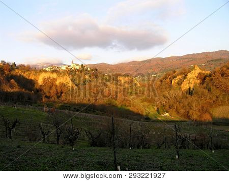The Balze Of Valdarno Tuscany