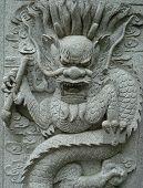 Постер, плакат: Дракон