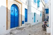 Houses Of Sidi Bou Said