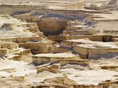 picture of masada  - Judaean Desert in Israel  - JPG