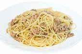 Spaghetti With Tuna poster