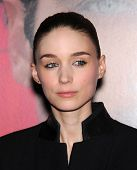 LOS ANGELES - DEC 12:  Rooney Mara arrives to the