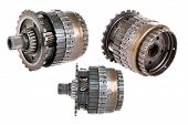 picture of bearings  - Genuine Car Transmission Gears and parts - JPG
